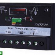 Контроллер заряда солнечной батареи  Сайт 1