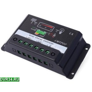 Контроллер заряда солнечной батареи Сайт 21