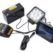 Контроллер заряда солнечной батареи 5