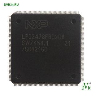Процессор NXP LPC2478FBD208