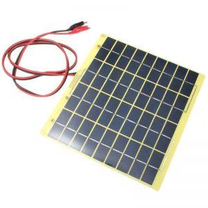 Солнечная панель 12V 1