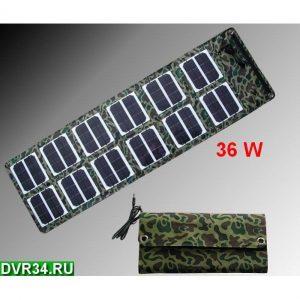 Солнечная панель 36 в 1 Сайт 1