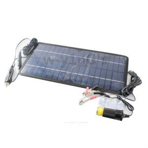 Солнечное зу для аккумулятора 12V   8,5W