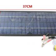 Солнечное зу для аккумулятора 12V   8,5W 4