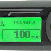 ТАКСОМЕТР ТХ - 01 1