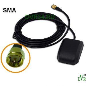 GPS антенна  SMA коннектор