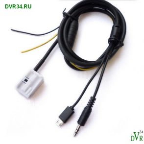 Mercedes micro USB 1