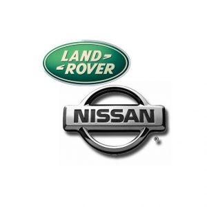 Nissan - Landrover - Jaguar